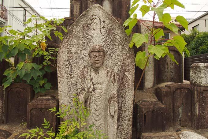 知恩寺の石仏-Ⅴ                   京都市・左京区_d0149245_22411349.jpg
