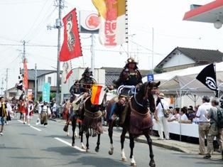 「福島 相馬野馬追い 報告」             残暑お見舞い申し上げます_e0088256_065318.jpg