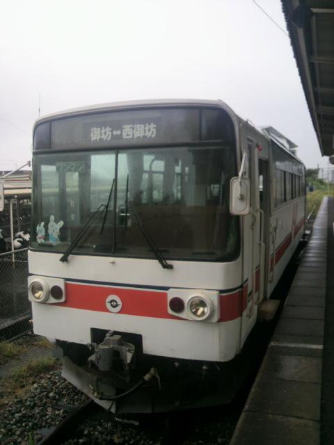 日本で二番目に短い電車 紀州鉄道線。_a0086270_8345032.jpg