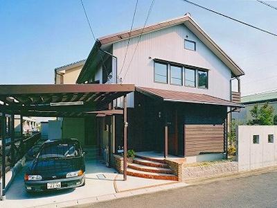 「青山の家Ⅰ」 訪問_f0059988_1912315.jpg