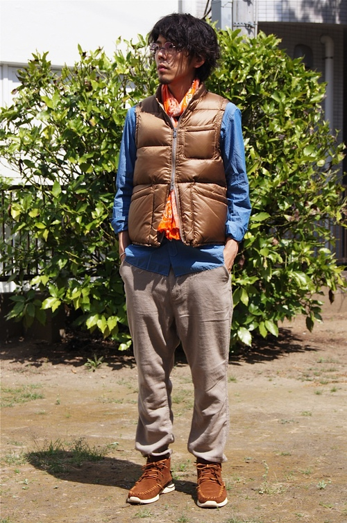 """nonnative\"" HIKER DOWN VEST!!_c0079892_2059212.jpg"