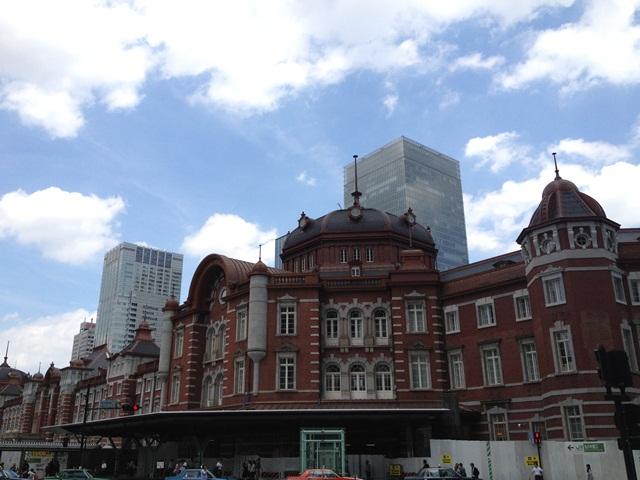 東京駅とアムステルダム駅(*^^)v_a0213806_11231710.jpg