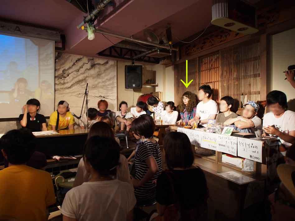 レポート : 8月12日無差別級紙芝居のフェス出演(2)_d0151007_0412021.jpg