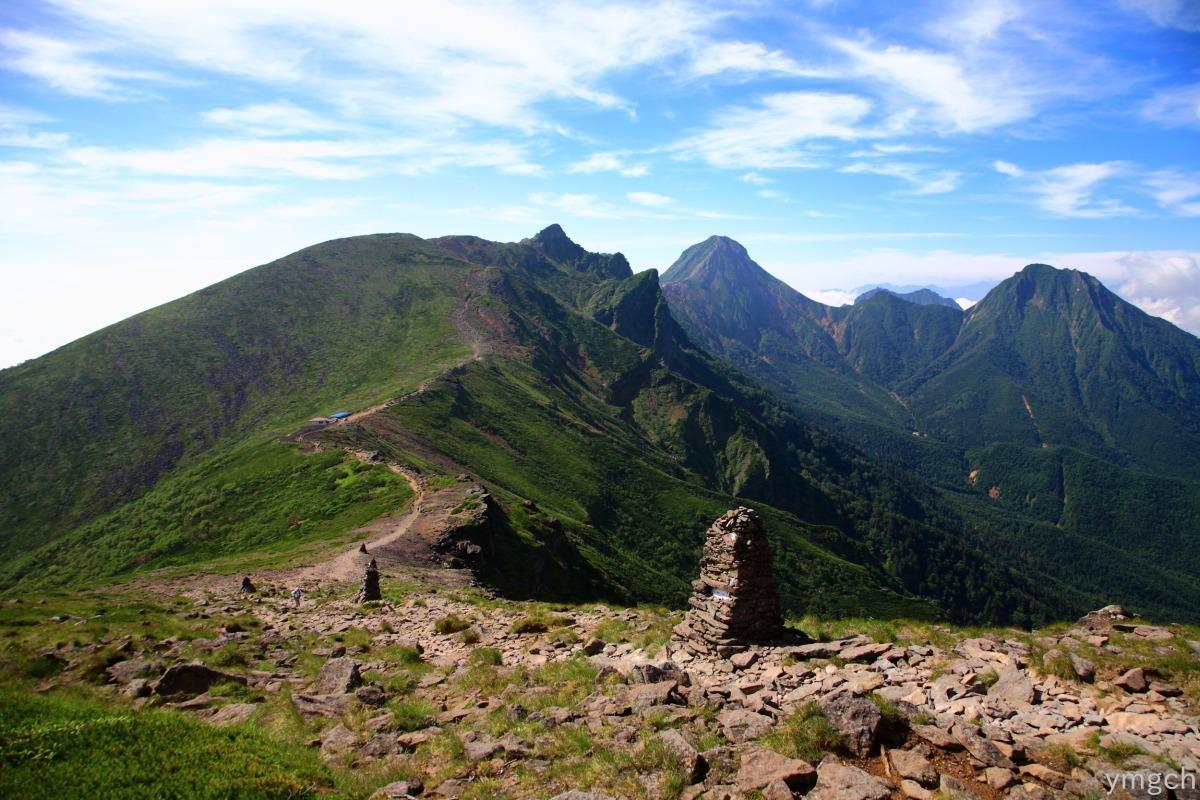 八ヶ岳ピークハント(4)_f0157812_1419688.jpg