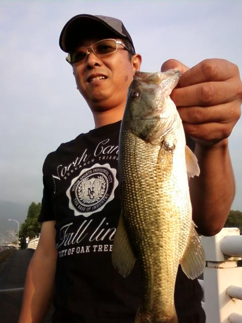 2012年第5回 TBCスキルアップミーティング & バス釣り大会_a0153216_0151314.jpg