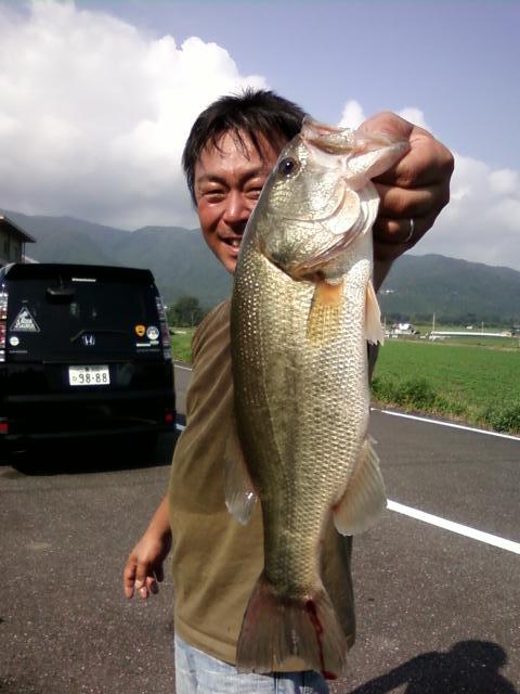 2012年第5回 TBCスキルアップミーティング & バス釣り大会_a0153216_021122.jpg