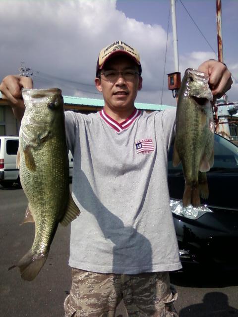 2012年第5回 TBCスキルアップミーティング & バス釣り大会_a0153216_0243740.jpg