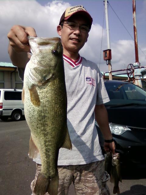 2012年第5回 TBCスキルアップミーティング & バス釣り大会_a0153216_0285853.jpg