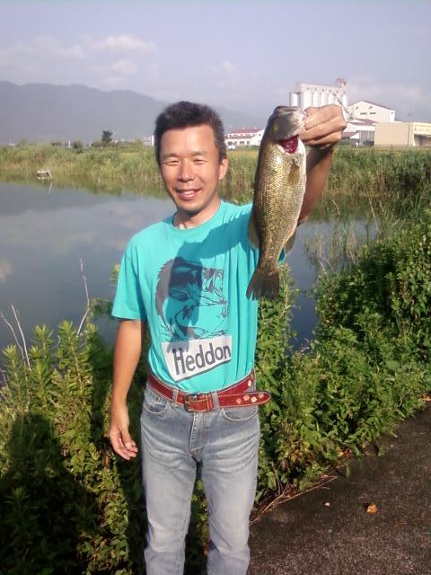 2012年第5回 TBCスキルアップミーティング & バス釣り大会_a0153216_039943.jpg