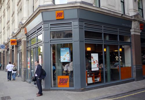 LONDON〜世界各地で食べた寿司・・・やっぱ何でも本場でナンボだね。_b0032617_12395519.jpg