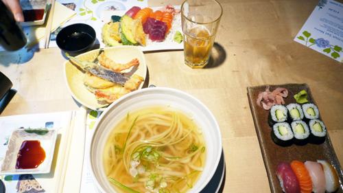 LONDON〜世界各地で食べた寿司・・・やっぱ何でも本場でナンボだね。_b0032617_12403911.jpg