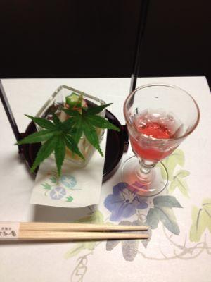 京懐石  坐忘庵(ざぼうあん)_e0292546_1903572.jpg