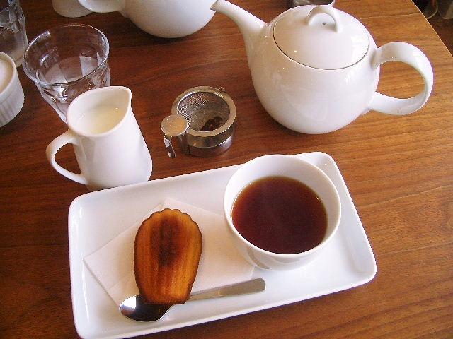 ★神戸の美味しい紅茶屋さんmarble♪_b0163750_0571160.jpg
