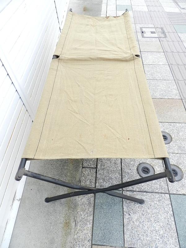 Italian amry folding bed with hemp_f0226051_15434030.jpg