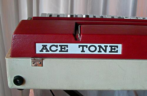 Ace Tone TOP-5 メンテナンス4_e0045459_18163914.jpg