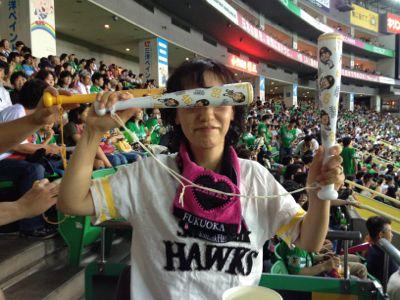 Yahooドームで野球観戦!_c0150273_22362523.jpg