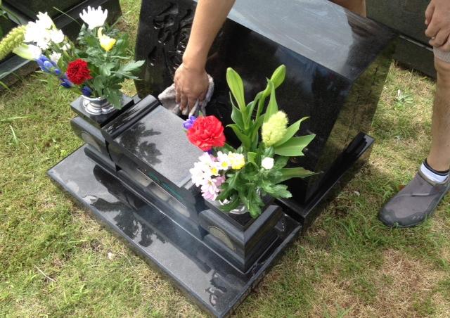 墓地公園_c0172504_2335275.jpg