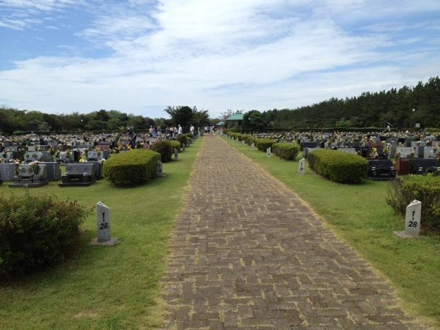 墓地公園_c0172504_23354113.jpg