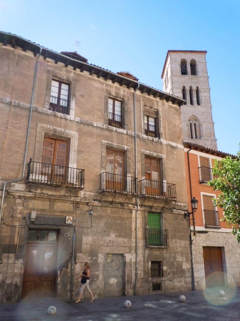 Valladolidへ買い出し_c0213220_5203743.jpg