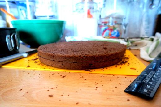 ケーキ、花火、そして再びケーキ_c0201334_983626.jpg