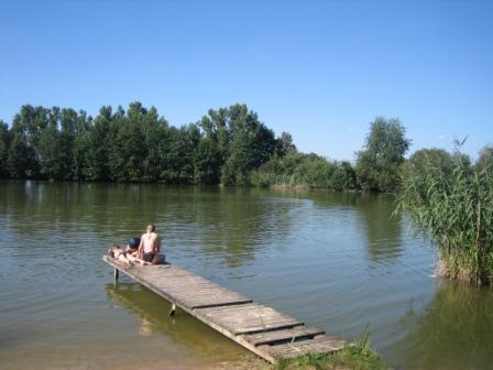 ドイツで泳ぐ ~バイエルンの池編_f0116158_20194629.jpg