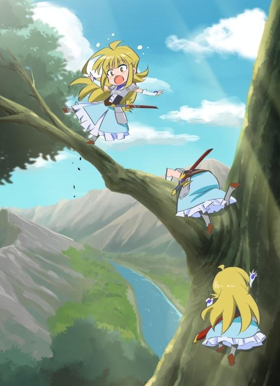 ドリランドのアニメかわいい_b0078564_7313488.jpg