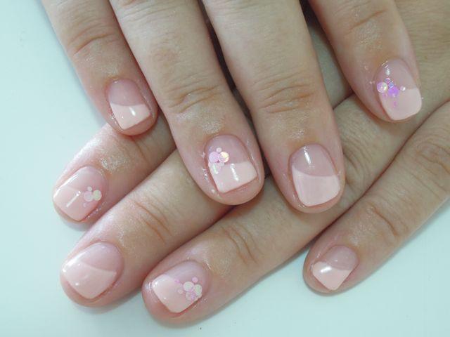 Pink Nail_a0239065_18592723.jpg