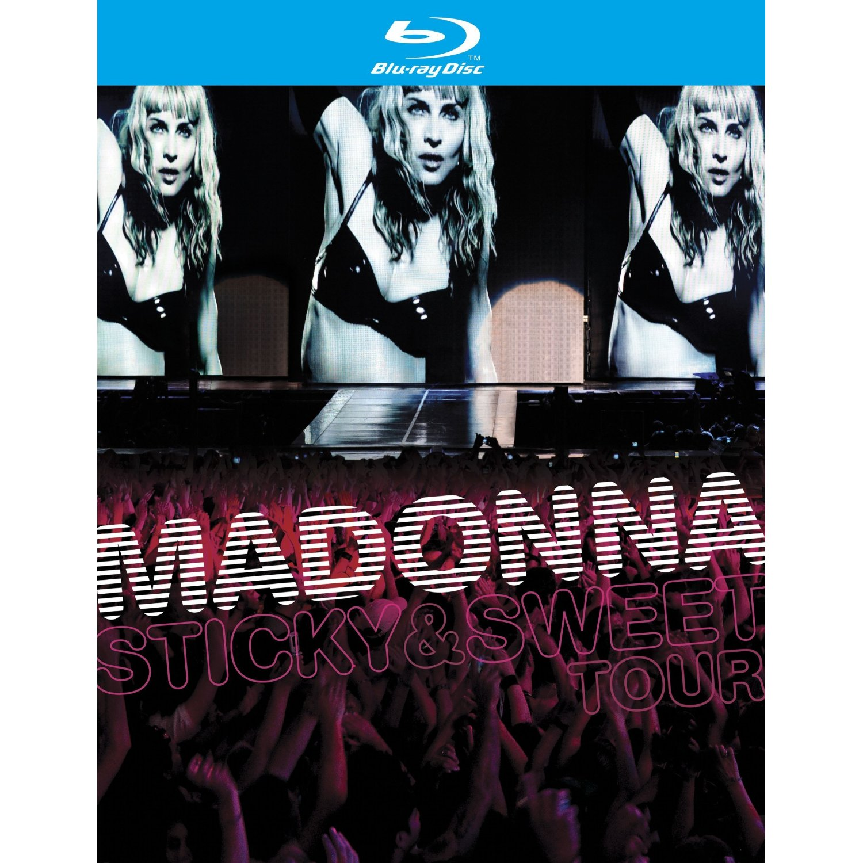 マドンナ Sticky & Sweet Tour ...