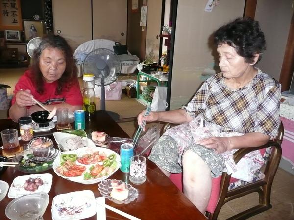 8月15日  筑波実家へ盆参り_d0249595_152804.jpg