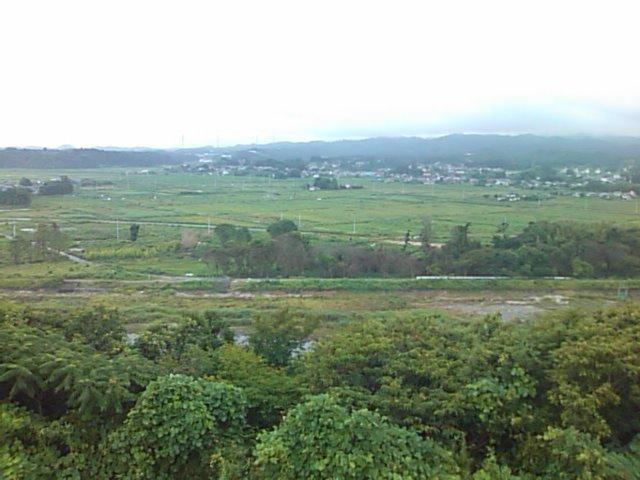 警戒区域解除の楢葉町へ墓参_e0068696_20161559.jpg