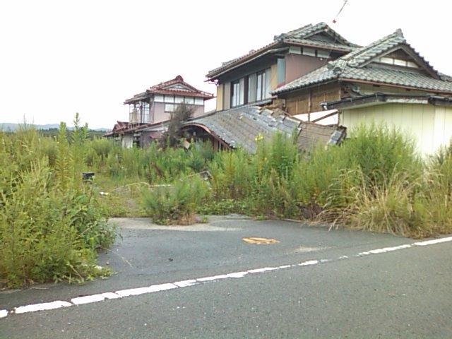 警戒区域解除の楢葉町へ墓参_e0068696_20175669.jpg