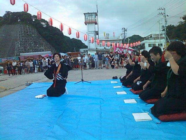 江名地区盆踊り大会_e0068696_7231139.jpg
