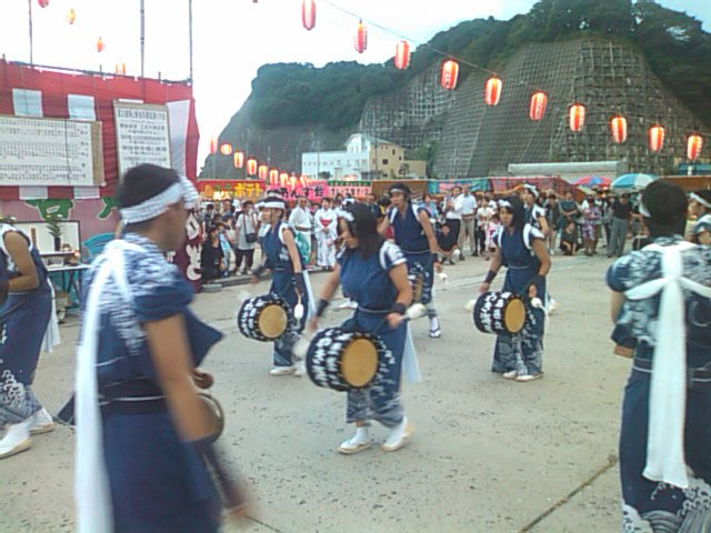 江名地区盆踊り大会_e0068696_7281667.jpg