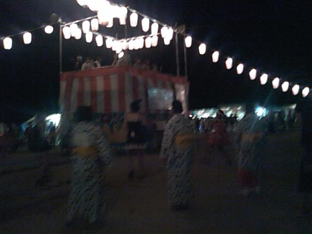 江名地区盆踊り大会_e0068696_750453.jpg