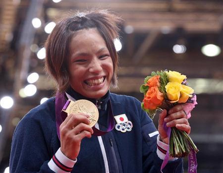 女性強し ロンドンオリンピック まとめ_e0083922_18115879.jpg