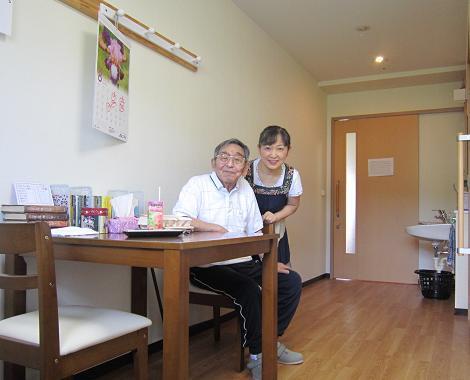 父の施設へ・・・☆_f0177125_2185225.jpg