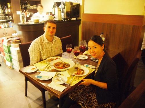マカオおすすめポルトガル料理レストラン☆ワイン1杯の幸せ_e0182138_22515356.jpg
