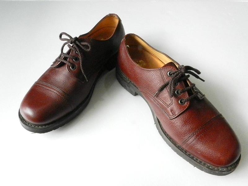 Dutch army service shoes_f0226051_11283290.jpg