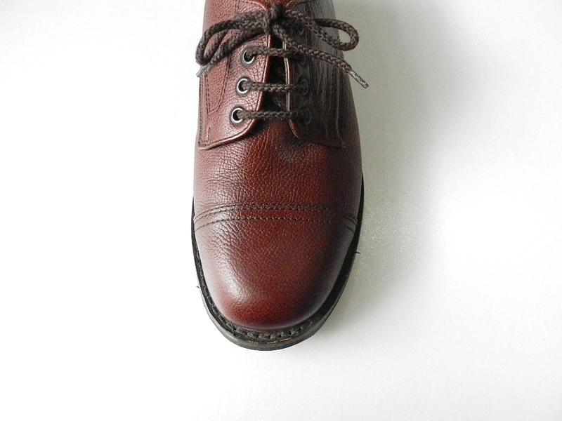 Dutch army service shoes_f0226051_11293435.jpg