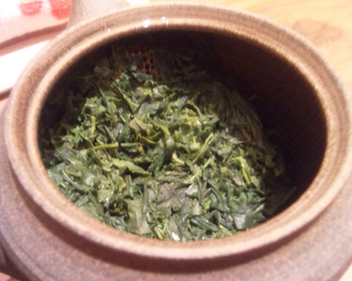 丸の内で美味しいお茶を一服♪「嘉木(かぼく)」@一保堂茶舗_b0051666_855936.jpg