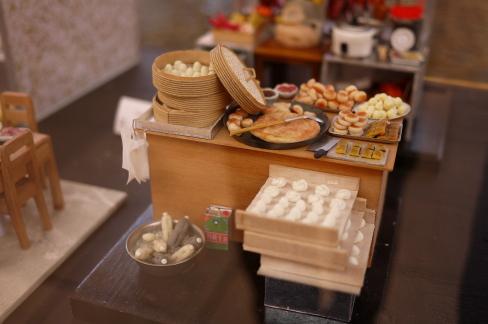 ミニチュアで見る香港食堂♪_d0129786_1321577.jpg