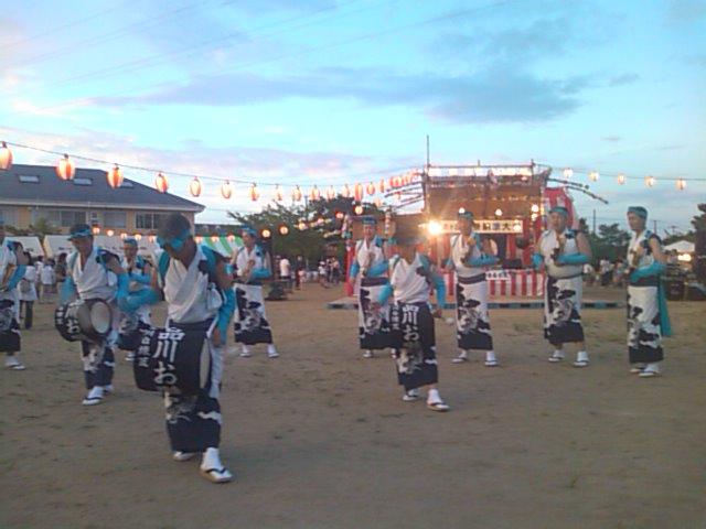 泉ヶ丘納涼盆踊り_e0068696_21281245.jpg