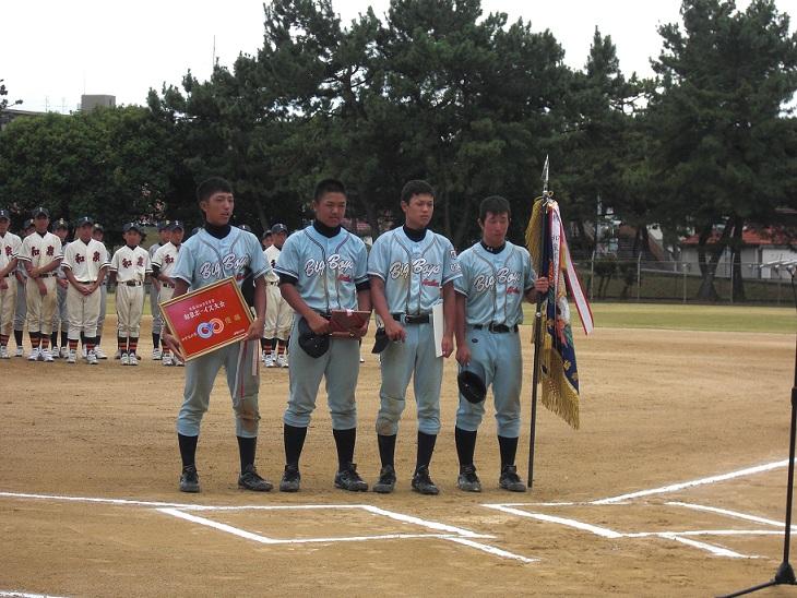 和泉ボーイズ大会 優勝!!_f0209300_21284979.jpg