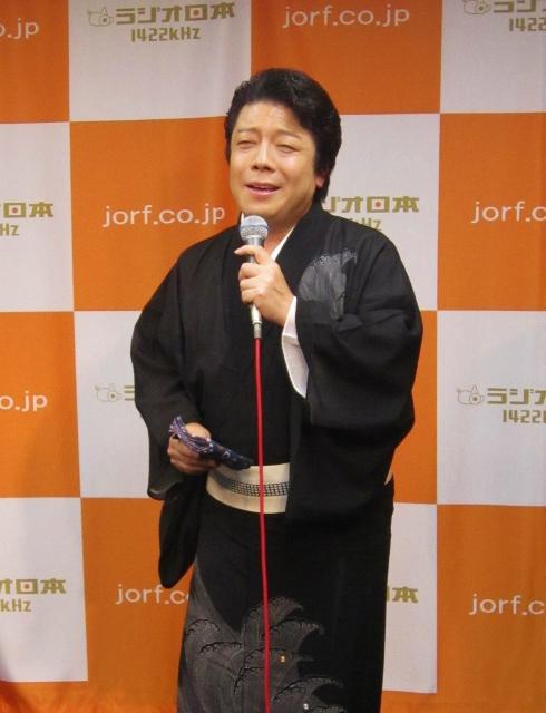 ラジオ日本「熱唱!麻布台歌謡劇場」裏町酒_b0083801_18293525.jpg