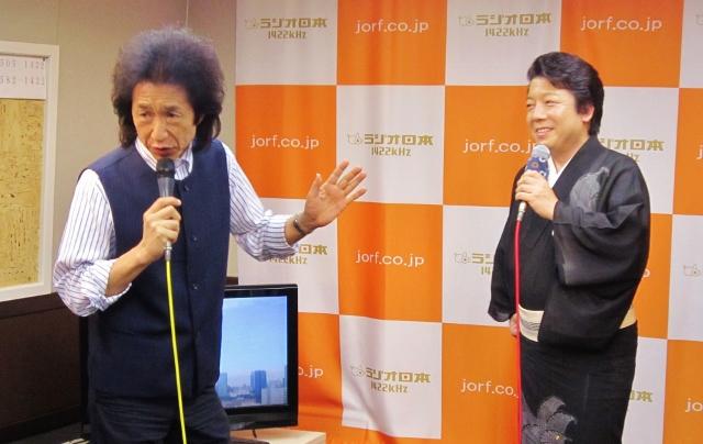ラジオ日本「熱唱!麻布台歌謡劇場」裏町酒_b0083801_18295177.jpg