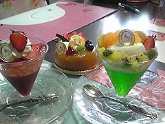 見て食べて美味しい夏♪_f0141960_12394550.jpg