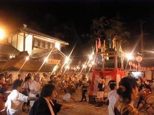 鉄輪の供養盆踊り_e0251278_1015316.jpg