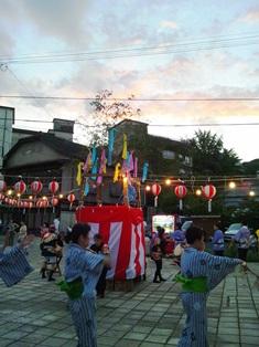 鉄輪の供養盆踊り_e0251278_10153295.jpg