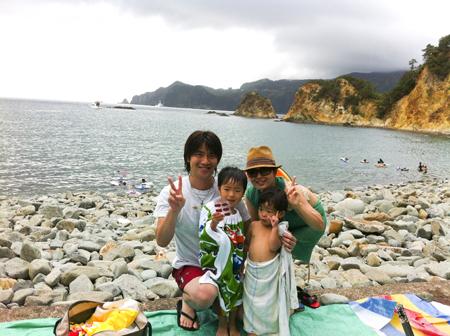 夏休みの家族旅行@伊豆_c0066488_1774370.jpg