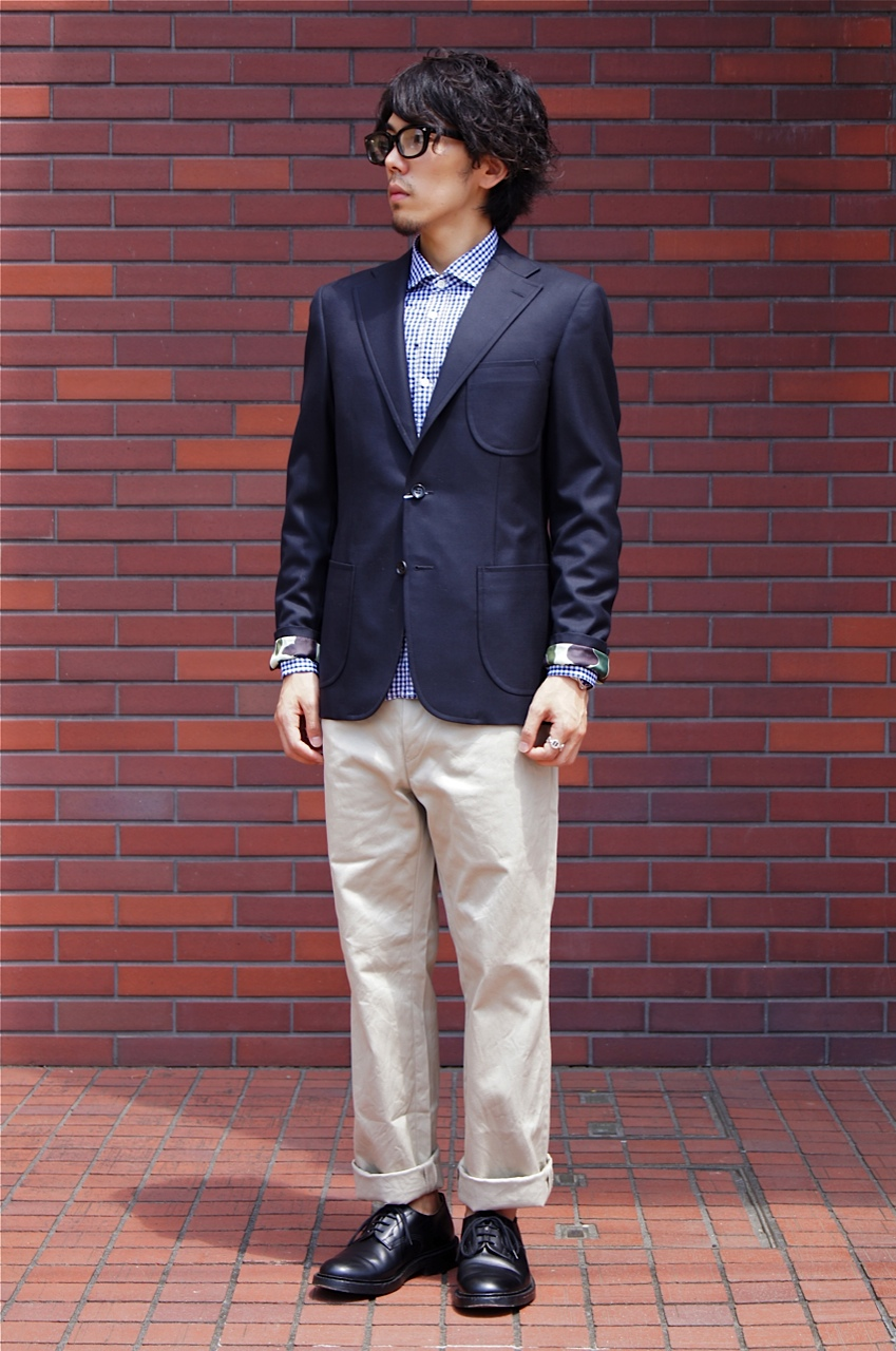 """COMME des GARCONS HOMME\"" Traditional style!!_c0079892_20354837.jpg"